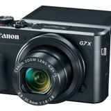 Camera foto Canon PowerShot G7x MARK II 20.1MP Black Cod: AJ1066C002AA